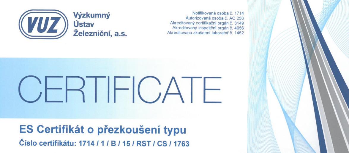 Сертификация туалетного модуля «TRC-2»